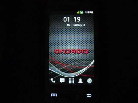 Android Kyrillos' 4 ROM Final Ultimate Edition for Samsung Galaxy 3 i5801 & i5800 Apollo