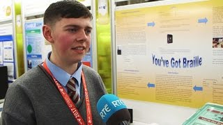 RTÉ at the BT Young Scientist and Technology Exhibition 2017 | Overview of the Exhibition