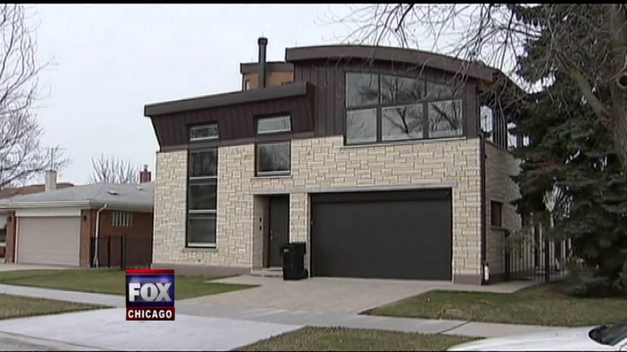 Fox greenest house in america youtube for Homes in america