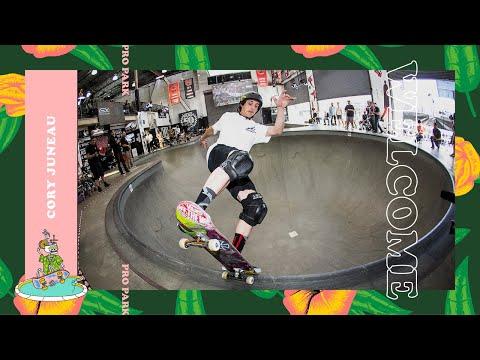 Dew Tour 2018 Pro Park Welcomes Cory Juneau