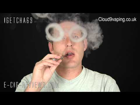 REVIEW OF THE PURESMOKER ICON ELECTRONIC CIGARETTE