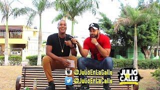 Wilo D New Dice que es el Artista Urbano mas Famoso de RD en YouTube - Julio En La Calle