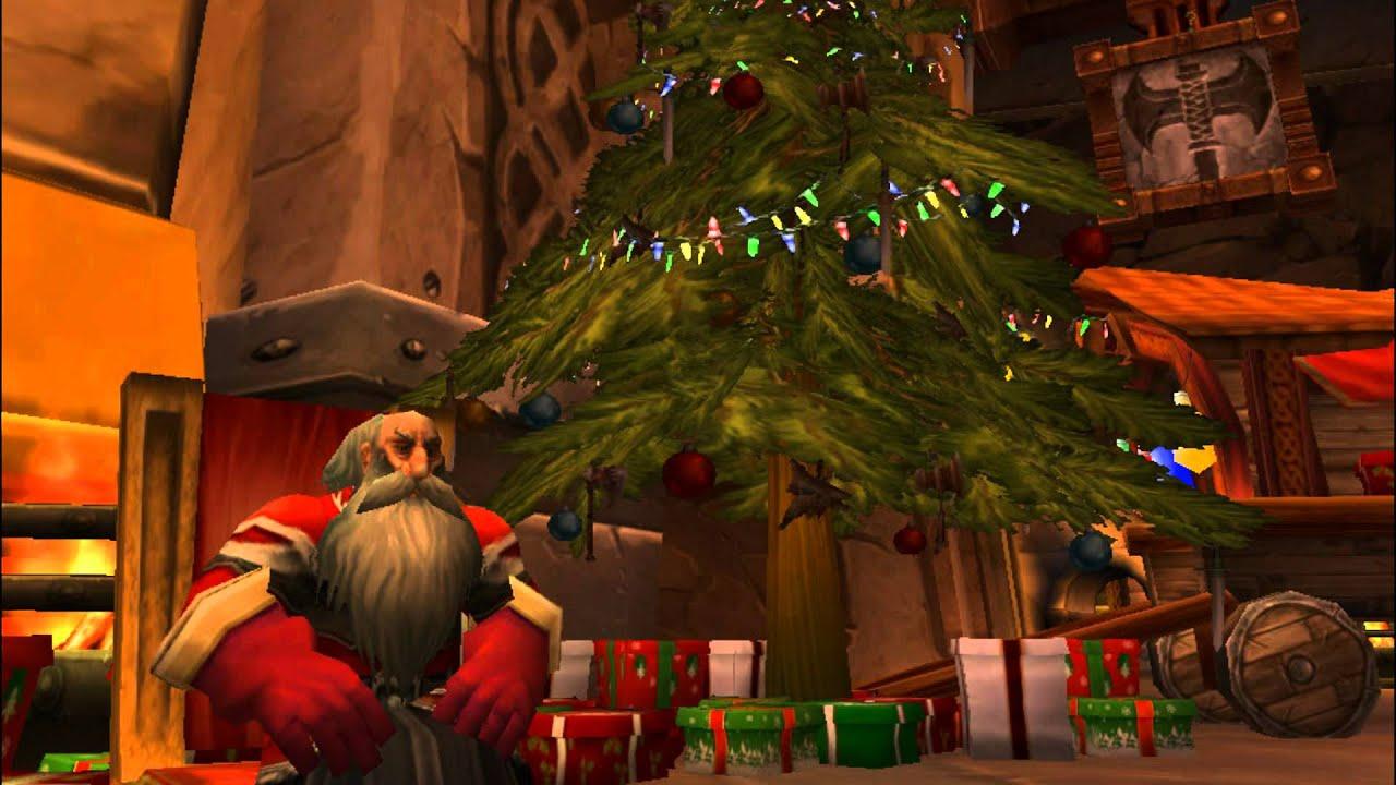 Azeroth Christmas