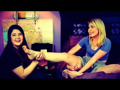 Waxing My Legs video