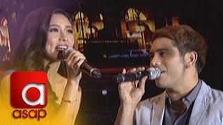 "ASAP: Kim and Gerald sing ""Ipapadama Na Lang"""