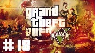 [PS3] Zagrajmy w GTA V #18 - Niech płoną