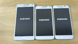 Samsung Galaxy S6 Clone vs. Galaxy Note 4 Clone vs. Galaxy S5 Clone - Which Is Faster?
