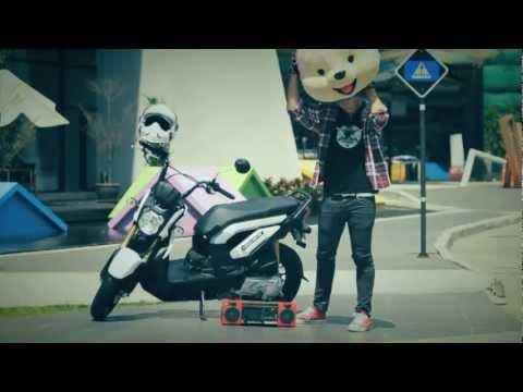 ZOOMER-X TV Spot THAILAND PROMO