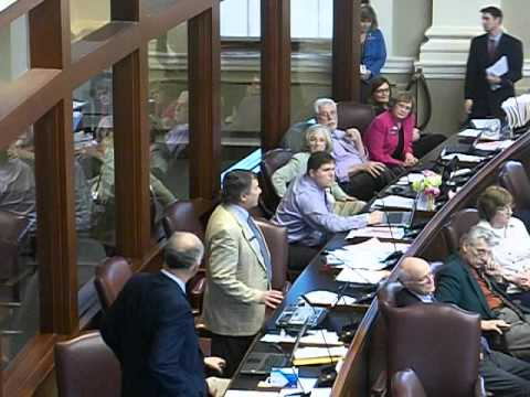 Floor Speech of Rep. Bob Duchesne (D- Hudson) on LD 849 (TABOR Bill)