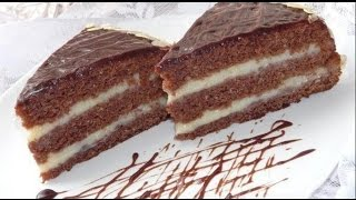 Crazy Cake. Сумашедший пирог. Американский пирог. Пирог без сливочного масла