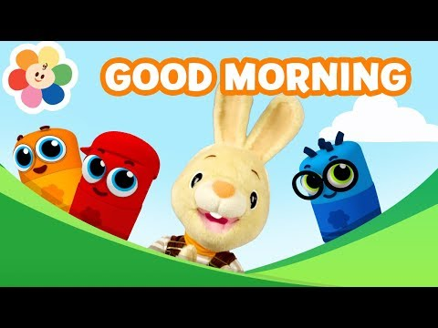 Good Morning Song | Nursery Rhymes For Kids & Baby Songs | Kids Songs From BabyFirst TV