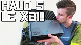 Halo 5 Console Unboxing - Halo 5 Xbox One Bundle + Controller and Sounds!!