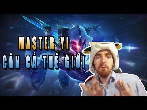 Cowsep Cân Cả Thế Giới Với Master YI