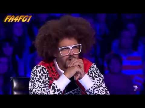TYLER HUDSON: Unwell - The X Factor Australia 2013 - Audition...