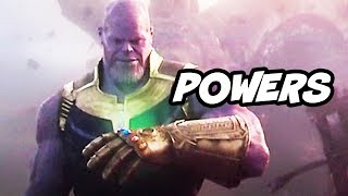Avengers Infinity War Infinity Stones - 10 Most Powerful Characters Explained