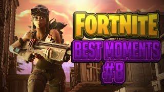 Fortnite Best Moments # 8