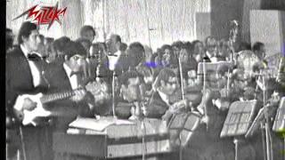 Madah El Amar - Abd El Halim مداح القمر - عبد الحليم حافظ