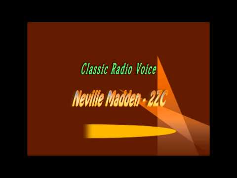 Neville Madden - Classic 60's Radio Voice