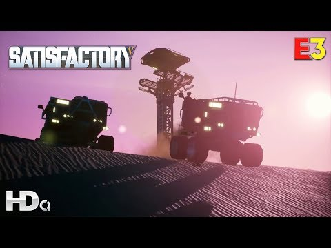 SAFEFACTORY : NEW Game Reveal E3 2018 HD