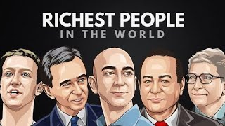 Billionaire people and their real net worth