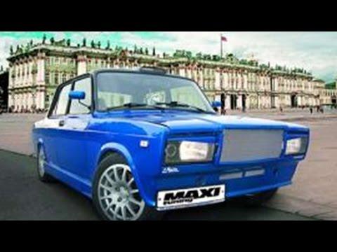 #2179. Lada 2107 [RUSSIAN SUPER AUTO]