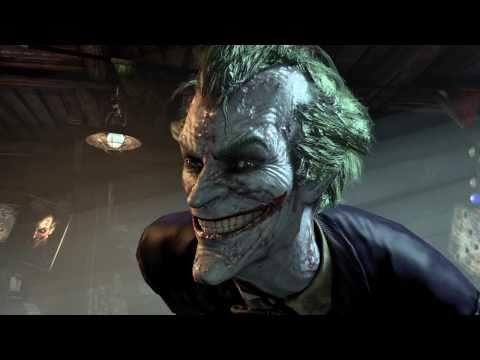 Debut HD Game Play Trailer - Batman: Arkham City