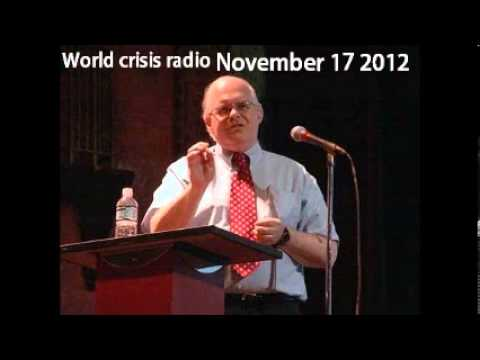 Coup and countercoup in Washington. Webster Tarpley World crisis radio November 17 2012