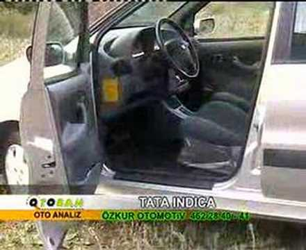 Tata indica süper dizel www.otobanforum.org Video