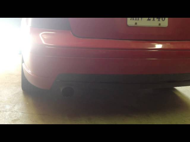 2005 ford focus magnaflow cat back exhaust