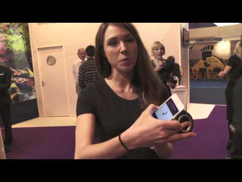 Damson Audio Oyster Demo at The Gadget Show 2013