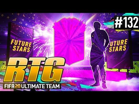 FUTURE STARS PREP & LEAGUE SBC GRIND! - #FIFA20 Road to Glory! #132! Ultimate Team