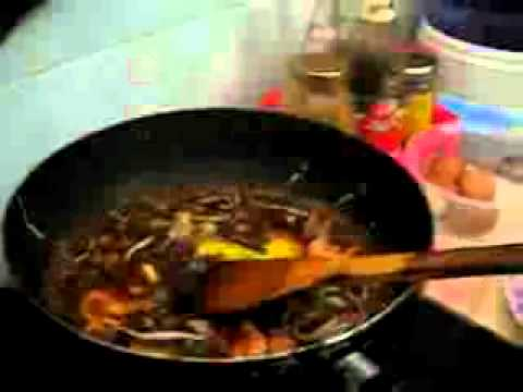 char koay teow maiza -home made kicap