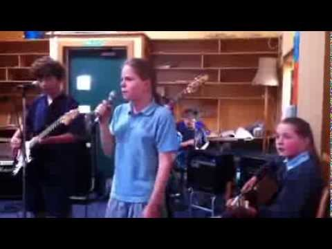 St Albans School Band 2013 practise - 09/04/2013