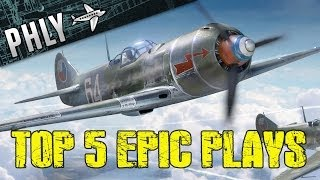 War Thunder Top 5- Epic Plays