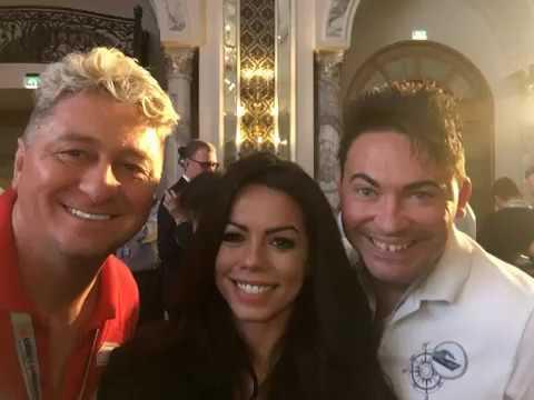 Fernanda Brandão  Jahrestagung Best Reisen Dubai im St. Regis Dubai Halle Gesamtvideo