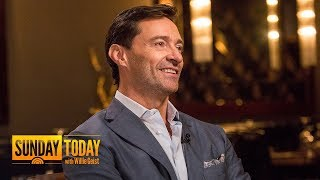 Hugh Jackman Talks 'The Front Runner,' 'The Greatest Showman,' More | Sunday TODAY