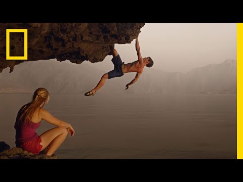 Gorgeous Video: Rock Climbing In Oman video