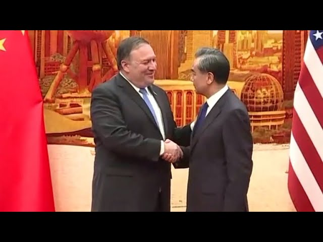 Mike Pompeo on China relations, North Korea summit
