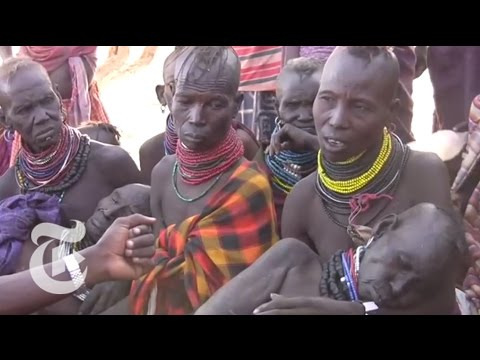World: Famine Fears in Northern Kenya - nytimes.com/video