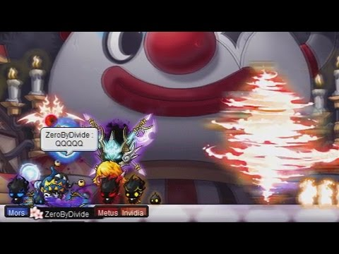 [GMS] Lv. 250 Luminous vs Chaos Pierre - ZeroByDivide Solo (with a twist)