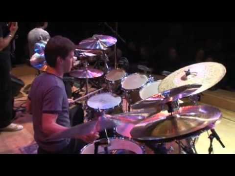 Chad Wackerman Drum Solo / Blues for Tony