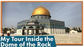 Video: History of Al-Aqsa Mosque, Dome of the Rock (Palestine) - Religion For Breakfast