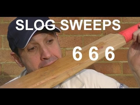 Hd Cricket Batting Practice Hitting Sixes Using Slog Sweeps In Nets video