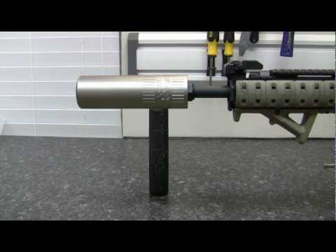 Overview of Wilson Combat Whisper Suppressor