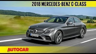 2018 Mercedes-Benz C-class facelift | First Drive Review | Autocar India