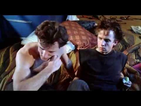 Rosanna and Aidan Quinn Scene in Desperately Seeking Susan (1985)