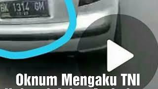 Oknum Mengaku TNI Halangi Jalan Ambulans  #waspadaonline #ambulance #ambulans #beritamedan #medan