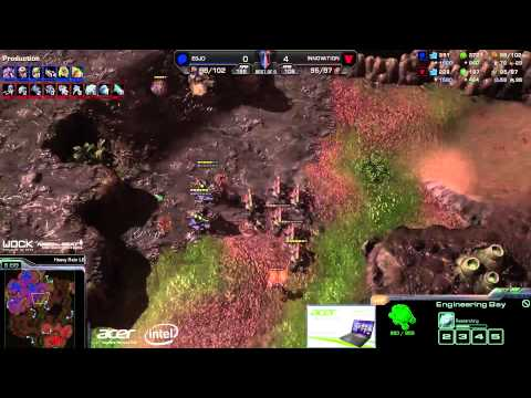 Innovation vs. Jaedong #2 (ATC) - Acer vs. EG - Game 5 - StarCraft 2