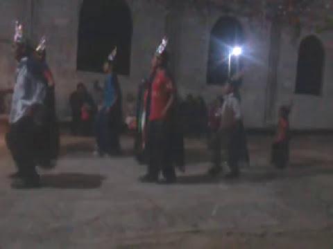 Danza tres colores Tasajeras ,platon sanchez