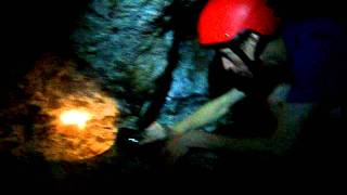 Fairy hole cave  Cape Breton  deep investigation